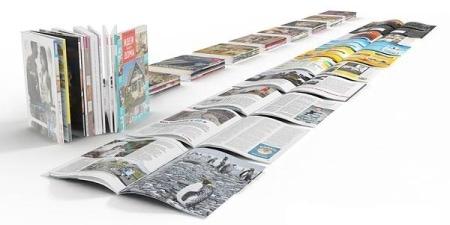 Magazin-Liste